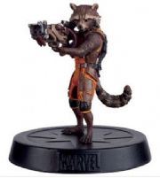 Marvel Movie Collection Rocket Raccoon Subscriber Figurine Eaglemoss Publications
